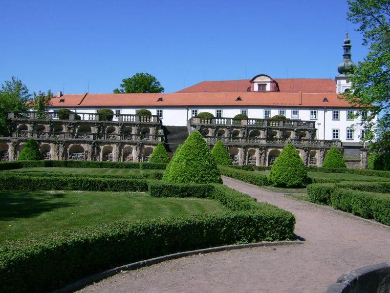zámek Zákupy
